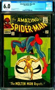 Amazing Spider-Man #35 CGC 6.0
