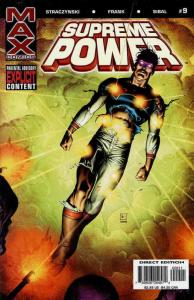Supreme Power #9 VF/NM; Marvel | save on shipping - details inside