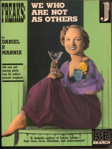 Freaks: We Who Are Not As Others-1999-D.P. Mannix-unusual-complex-FN