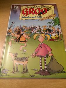 Sergio Aragones Groo: Friends and Foes #12