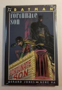 BATMAN FORTUNATE SON HARD COVER GRAPHIC NOVEL 1ST PRINT SEALED
