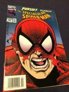 Spectacular Spider-Man #211 VF/NM (1994) Pursuit Part Two Marvel Comics