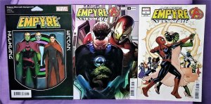 Al Ewing AVENGERS Empyre Aftermath #1 Variant Cover 3-Pack (Marvel, 2020)!