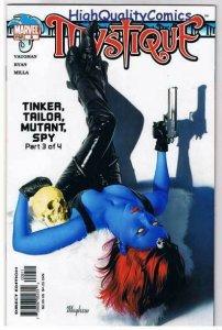 MYSTIQUE #9, NM, Dead Drop Gorgeous, Mutant Spy, 2003, more in store