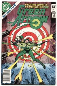 Green Arrow-#1 COMIC BOOK 1983  First Solo series DC