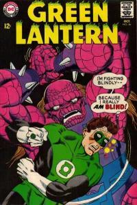 Green Lantern (1960 series) #56, VG- (Stock photo)
