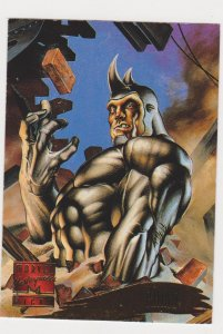 1995 Marvel Masterpieces #141 Rhino