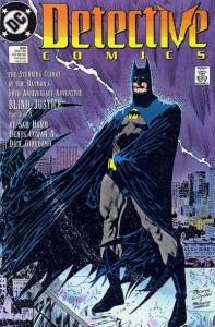 Detective Comics (1937 series) #600, NM- (Stock photo)