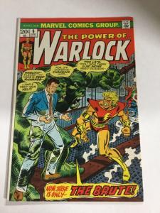 Warlock 6 The Power Of Fn+ Fine+ 6.5 Marvel