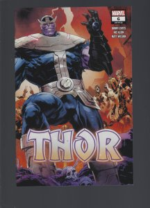 Thor #6 (2020) 2nd printing cover