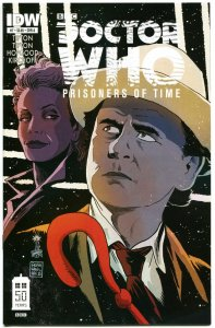 DOCTOR WHO Prisoners of Time #7, NM, 2013, IDW, Tardis, more DW in store