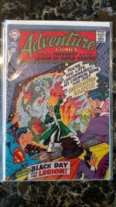 Adventure Comics #363 (Dec 1967, DC) FN