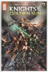 Knights Of The Golden Sun #7 (Mad Cave, 2019) VF