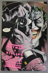 Batman The Killing Joke (1988) #1-2nd Print  VF/Better    See Actual Photo
