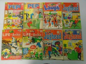 Early Silver age Archie comic lot 20 different 12c covers avg 3.0 GD VG