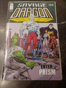 Savage Dragon #135 (2008)