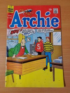 Archie #181 ~ VERY GOOD VG ~ (1968, Archie Comics)