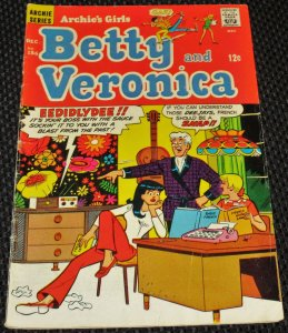 Archie's Girls Betty and Veronica #156 (1968)