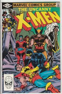 X-Men #155 (Mar-82) NM- High-Grade X-Men
