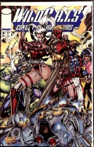 WildC.A.T.s: Covert Action Teams #5 (1993)