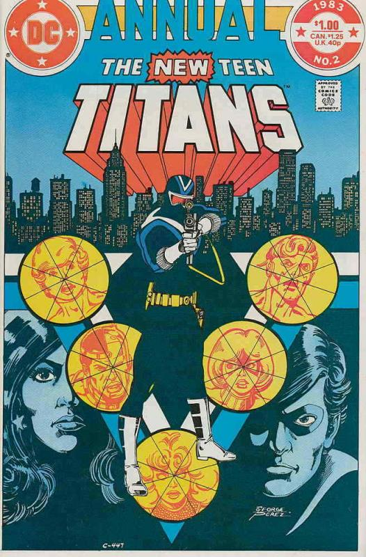 New Teen Titans, The (1st Series) Annual #2 VF/NM; DC | save on shipping - detai