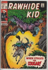 Rawhide Kid #68 (Feb-69) FN Mid-Grade Rawhide Kid