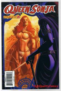 QUEEN RED SONJA #8, NM-, She-Devil, Jackson Herbert, 2009, more RS in store