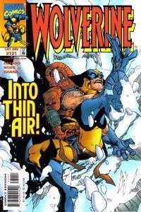 Wolverine (1988 series) #131, NM + (Stock photo)