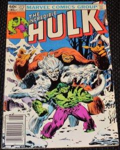 The Incredible Hulk #272 (1982)
