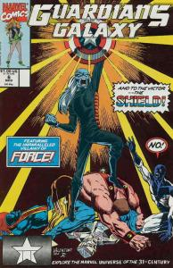 Guardians of the Galaxy #6 FN; Marvel | save on shipping - details inside