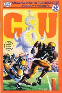 C.U.: Colorado University #1 FN; Amazing Sports | save on shipping - details ins