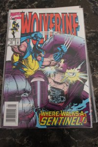 WOLVERINE #72 (Marvel,1993) Condition NM+