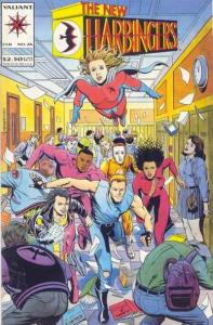 Harbinger (1992 series) #26, NM