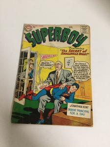 Superboy 55 Gd/Vg Good/Very Good 3.0