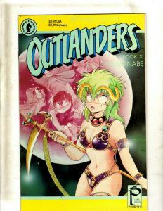 Lot of 12 Outlanders Dark Horse Comics #11 12 13 14 15 16 17 18 19 20 21 22 JF20