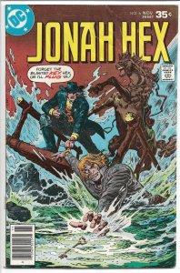 Jonah Hex #6 - Bronze Age - (Fine) Nov. 1977