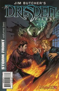 Dresden Files, The: Storm Front (Jim Butcher's , Vol. 2) #4 FN; Dabel Brothers  