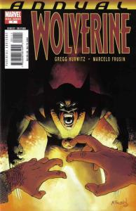 Wolverine (Vol. 3) Annual #1 FN; Marvel | save on shipping - details inside