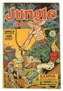 Jungle Comics 117   Fiction House