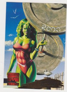 1995 Marvel Masterpieces #145, She-Hulk