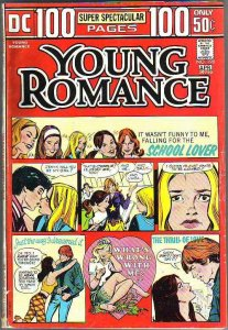 Young Romance #198 ( Apr-74) FN Mid-Grade
