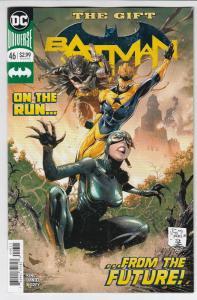 BATMAN (2016 DC) #46