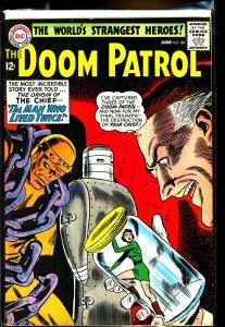 Doom Patrol #88