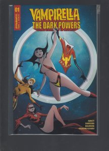Vampirella Dark Powers #1 Cover A