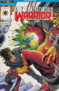 Eternal Warrior #2 VF/NM; Valiant | save on shipping - details inside