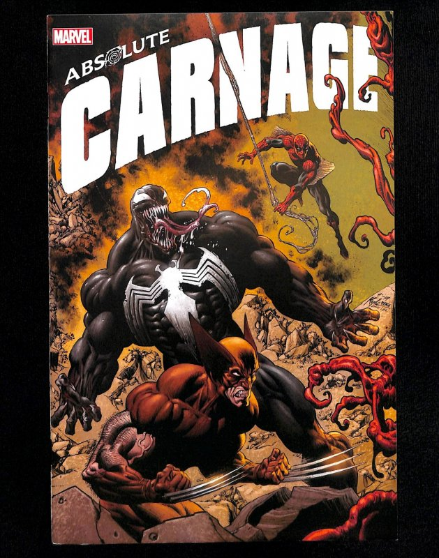 Absolute Carnage #3 Holtz Connecting Variant