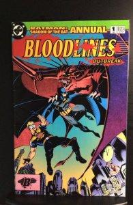 Batman: Shadow of the Bat Annual #1 (1993)