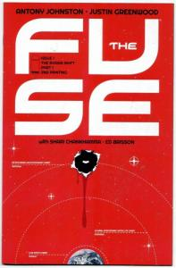 The Fuse #1 / 2nd Printing (Image, 2014) NM