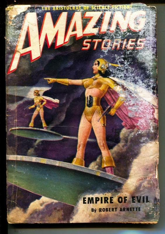 Amazing Stories-Pulps-1/1951-Robert Arnette-Charle Beaumont