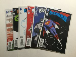 Bizarro 1-6 1 2 3 4 5 6 Lot Run Set Near Mint Nm Dc Comics